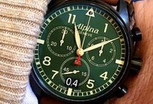 Watches / Some of our favorite timepieces and most coveted watches. From high end luxury brands to small watch makers.