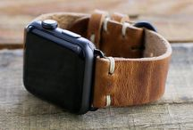 Leather Goods / Makers of fine watch bands, Apple watch straps, dog collars and leashes, wallets, bags, cases, keychains and accessories. All Choice Cuts products are handmade in North Carolina using leather from these legendary American tanneries: Horween Leather Company, Wickett and Craig and Hermann Oak Leather. Our watch bands are made to your exact specifications in any size, length or color.