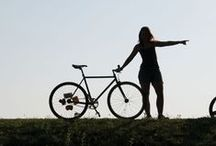 Life on two wheels / An appreciation of the humble bicycle and all the wonderful adventures that it will take you on.