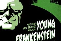 The New Mel Brooks Musical Young Frankenstein / The New Mel Brooks Musical Young Frankenstein September 22-November 6, 2016