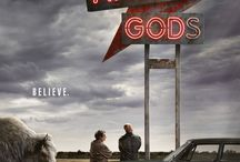 American Gods / All things American Gods.  Check out our coverage: http://thegeekiary.com/tag/american-gods