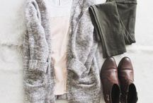 Her Style / Womens minimalist fashion, capsule wardrobe, leather accessories, women's style