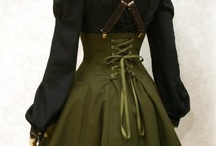 Couture et costumes / by Tini