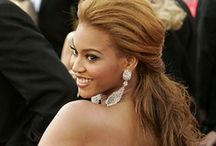 Celebrity Hairstyles / A selection of celebrity hairstyles
