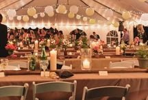 Our Wedding / Relaxed farm barn wedding with traditional/festival/vintage loose theme. Pretty pastels