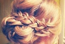 Hairstyles, braids, fishtails