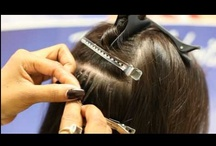Hair Extensions Training / Ireland's No.1 Hair Extensions Academy. For more information on Hairspray's 1 day intensive courses visit http://www.hairspray.ie/Free-Hair-Extension-Courses.html or call 01-4295688