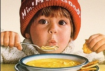 Campbell's Soup Print Ads / by Mary Bucher