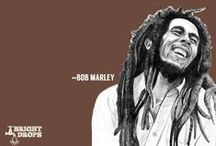 Bob Marley Quotes / Uplifiting quotes from Bob Marley that can change your perspective on life.