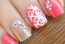 nails / love my nails so here is some inspiration for my self and others