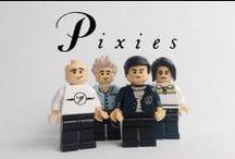 20 LEGO iconic bands / 20 LEGO iconic bands