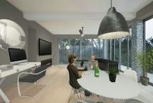 Interior Design (created in Autodesk Homestyler)