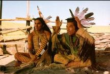 Native American actors / Indian people
