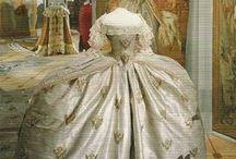 Coronation dresses of Russian empresses / Коронационные платья русских императриц