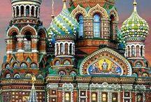 Saint Petersburg, Russia / My visit to St. Petersburg was 2009