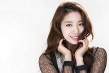 Korean Women Celebrities / beautiful ladies in South Korea / by Korea Tourism Organization