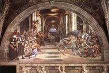 The Reinvention of Man and the World: Art and Architecture in High Renaissance Italy / Module board for The Reinvention of Man and the World