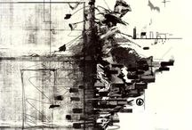 Beautiful Architectural drawing / by Noah R-S
