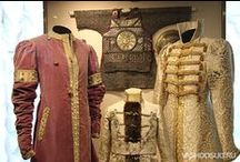 1903 Romanov ball - clothing in museum