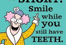 { dental joke and funny things } / Many are afraid of the dentist, but with a bit of humour it all seems a lot easier! Visual jokes about the dentist, the assistant, nurses, the clinic, teeth, Batman, etc. Because we also use our teeth when we laugh! ;)