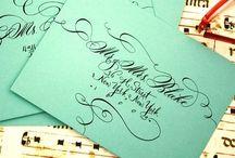 Create - Calligraphy