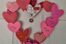 Valentine's Day / Valentine's Day crafts, recipes and activities