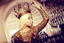 #Queen#NICKY MINAJ / Nigga#love#trill#rap