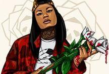 Art#Cartoons#Trill#Nigga#loveit / #nigga#trill#gangsta