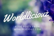 Worldliciouz Travel Blog / Check out my latest blog posts at Worldliciouz Travel Blog - you'll find all of them here.