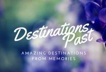 Travel Destinations Past / Amazing destinations Worldliciouz has been to in the past. Time to dive into vivid memories.