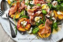 Healthy Meals / Salami, oh delicious Salami...I will mix you into salads and other healthy meals to to make them more scrumptious