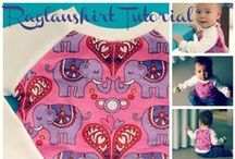 sewing baby stuff / (free) tutorials and good ideas for sewing baby stuff