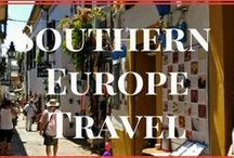 Southern Europe/Mediterranean travel tips / Best pins about Southern Europe and the mediterrean. Averything about traveling in Portugal, Spain, France, Italy, Slovenia, Croatia, Bosnia, Montenegro, Albania ,Greece
