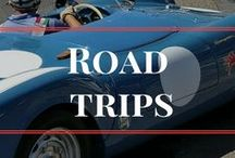 Road Trips / You will find the best pins about the best road trips in the world! Travel posts about the best trips by car! Road trip hacks | road trips ideas | road trip itineraries
