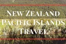 New Zealand & Pacific Islands Travel / Travel board about New Zealand and Pacific Islands. New Zealand travel guide | New Zealand travel tips | Pacific Islands travel tips