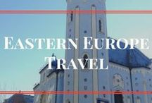 Eastern Europe Travel / Best pins about travelling in the Eastern Europe countries. Poland, Hungary, Romania, Bulgaria, Ukraine, Russia...  Travel to eastern Europe | Visit Europe | Visit Eastern Europe | Visit Russia | Best thing to do | Best Things to see | Top Attractions | Hiking | Travel Guides