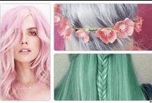 NOVÉ VLASOVÉ TRENDY / Máte odvahu na pastelové farby aj vo vlasoch? Máme pre Vás pár typov!