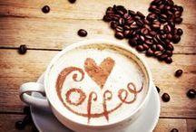 Čas na kávu! / Očarte okolie v hnedých farbách!