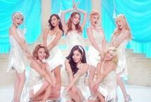 Kpop Girl Groups / From S.E.S, female acts rose to prominence in the late '90s, to Girls Generation, current #1 Girl Group in Korea the international and domestic fans parlaying their love into incredible global feats for their idols! / by Korea Tourism Organization