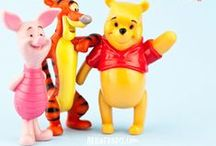 Winnie the Pooh Quotes / The best Winnie the Pooh quotes from author A.A. Milne.