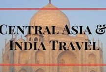 Central Asia & India Travel / Travel to India | Travel to Asia | Visit India | Visit Asia | best things to do in | Best things to see | Top attractions | What to do in India | tourism in Asia | India destinations | India attractions