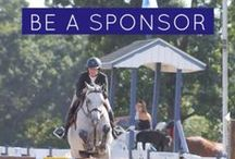 Sponsorship 2016 / Ways to support the 2016 Horse Show