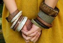 Jewellery around my arms
