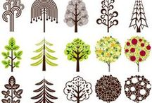 Illustrations of nature