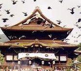 Japonské chrámy a kláštery