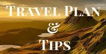 Travel Plan & Tips / Travel planning | Travel tips | general advise about travel |