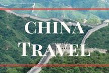 China Travel destinations / The best pins about traveling in China. Tips, trips ideas, guides, blog posts, beautiful pictures... | china travel tips | china travel guide | china destinations