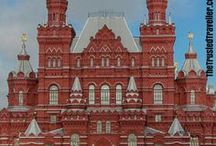 Russia travel tips / Russia travel guide and travel tips | Best things to do in Russia | Top things to see in Russia | Great travel attractions in Russia | Moscow city guides | saint Petersburg city guide