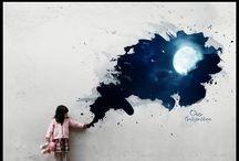 Art / Street art, art, painting