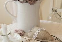 Vintage style voor in huis om zelf te maken / by Hilda Suringa